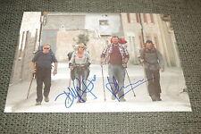 """DEBORAH KARA UNGER & YORICK VAN WAGENINGEN signed Autogramme """"THE WAY"""" InPerson"""