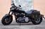 Moto-Alforjas-Asiento-Herramienta-Bolsa-Harley-Davidson-Cafe-Corredor-Triumph miniatura 2