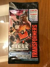SDCC 2019 exclusive Hasbro TRANSFORMERS TCG  CONVENTION PACK