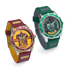Officially Licensed Harry Potter Hogwarts House Watches - Slytherin NEW