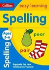Spelling Ages 5-6 by Collins Easy Learning, Karina Law (Paperback, 2015)