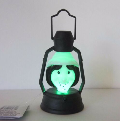 It Really Works! Changes Colors Halloween WITCH LANTERN fits American Girl