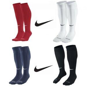 Nike-Classic-Cushioned-Mens-Football-Socks-Trainig-Soccer-knee-socks-S-M-L-XL