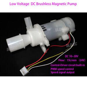 NIDEC-High-efficiency-DC-24V-Brushless-Magnetic-Pump-10-30V-Circulating-Pump-FY
