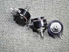 1 Stück DDR - Einstellregler Drahtpoti Trimmpoti 10 Ohm 0,5 Watt