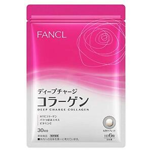 New-Fancl-beauty-supplement-collagen-30days-180-capsules-From-Japan