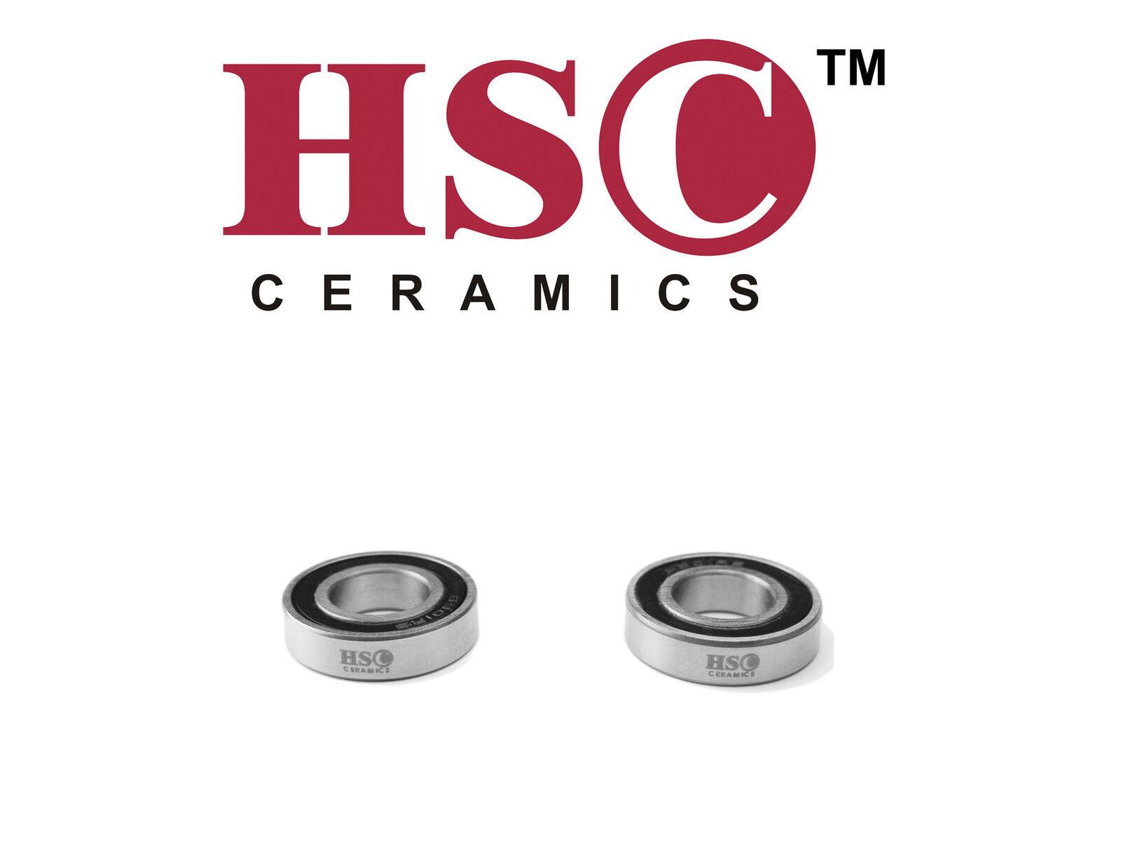 Rodamientos de cerámica de pista hubs ZIPP Clásico (1996-1999) - HSC Cerámica