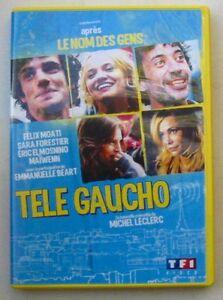 DVD-TELE-GAUCHO-Felix-MOATI-Sara-FORESTIER-Eric-ELMOSNINO