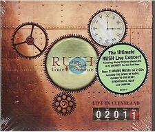 CD RUSH time machine (4349) neuf new