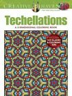 Creative Haven 3-D Techellations Coloring Book by John Wik (Paperback, 2014)