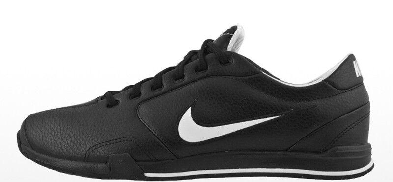 NIKE Studio LOW II Leather Leder Neu Black Schwarz Gr:44 Sneaker Schuhe max 90