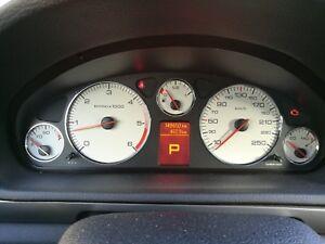 Peugeot-407-2-7-HDI-Tacho-Kombiinstrument-Automatik-149Tkm