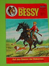 BESSY GB Nr. 55 - AUF DEN SPUREN DER STAKEMEN / BASTEI / TB KLAUS DILL / Z1/1-