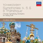 Sinfonie 4-6 von George Solti,CSO (2012)
