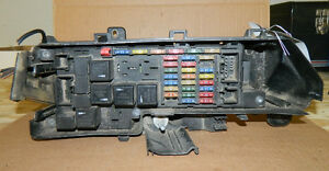 image is loading 2003-2004-volvo-xc90-fuse-box-panel-oem-