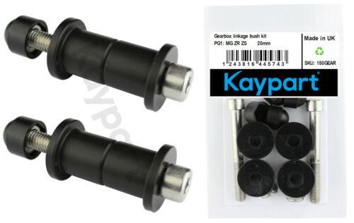 MG Gearbox Gear Linkage Bushing repair Kit PG1 ZR 160 ZS 180 Rover 620TI TD 20mm