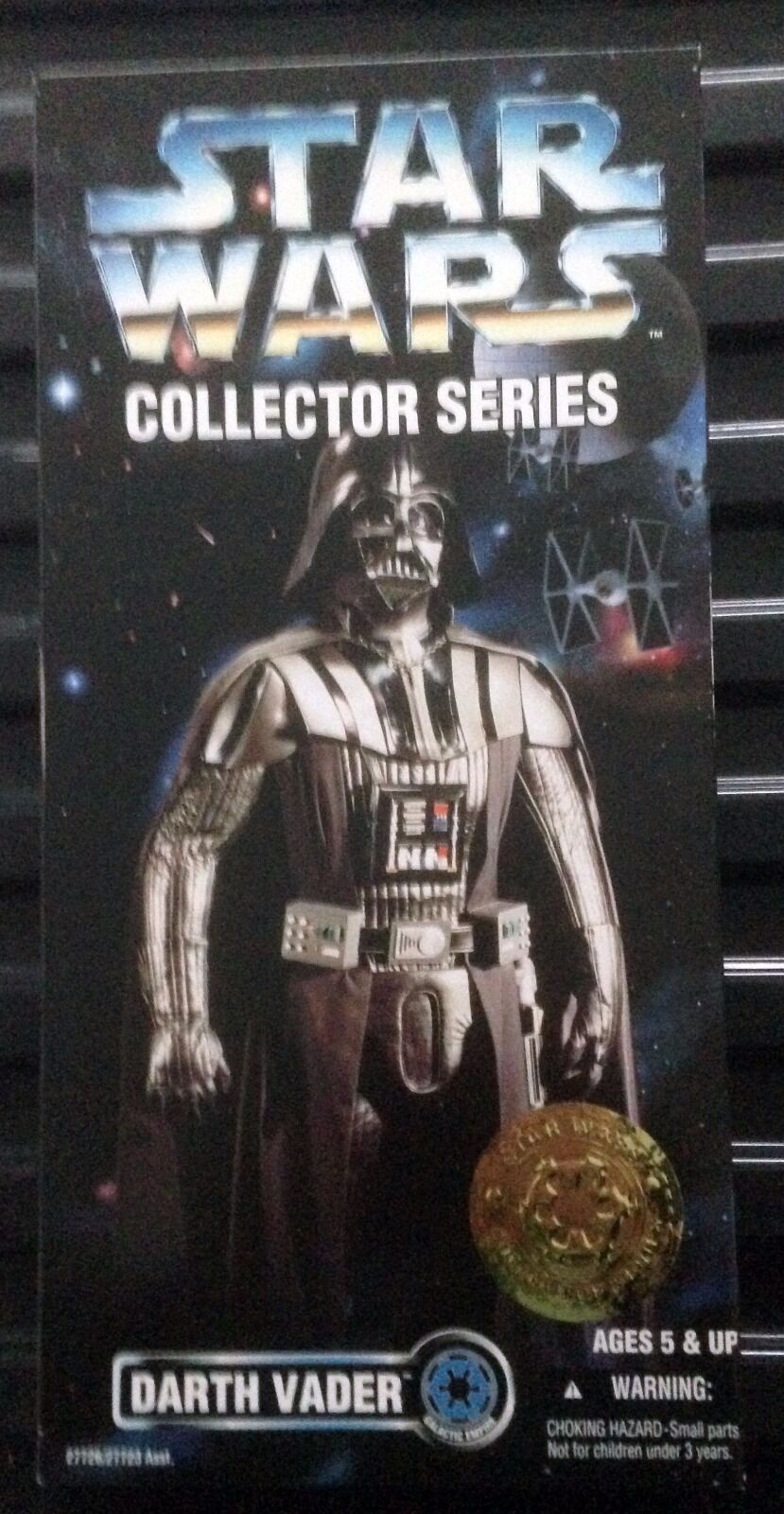 Stern Wars Collector serie 12  Darth Vader