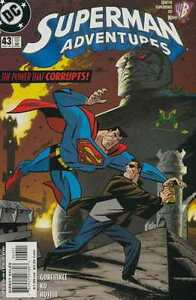 SUPERMAN-ADVENTURES-43-VERY-FINE-NEAR-MINT-2000-DC-COMICS