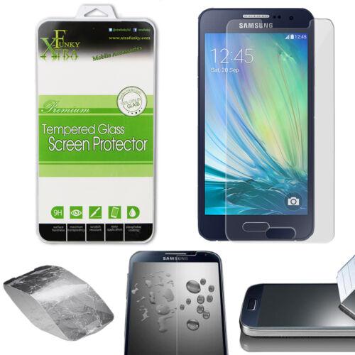 Real De Vidrio Templado Film Protector De Pantalla Lcd Para Samsung Galaxy S4