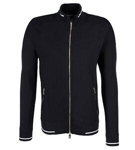 150 Heren Marineblauw Band Sweatjack Mrp Lagerfeld Streep £ Sweater Contrast qxHPCTwp