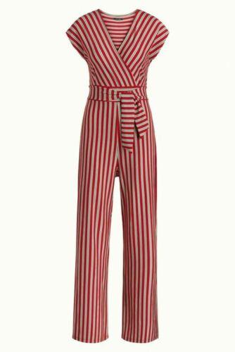 King Louie Overall Jumpsuite Einteiler rot Streifen grün Blumrn blau Karos Anzug