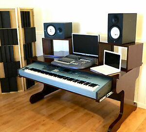Pleasant Details About Music Desk Studio Desk Production Desk Recording Desk Daw Studio Table Home Interior And Landscaping Palasignezvosmurscom