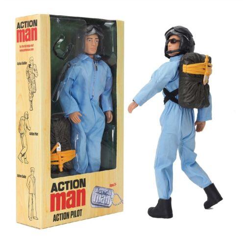 Action Man Deluxe Action pilote Box Set NOUVEAU