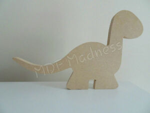 Large MDF Dinosaur T Rex Craft Shape Wood 20,30 40cm Unpainted