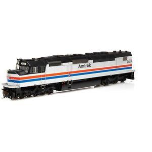HO-Scale-Athearn-Genesis-63986-SDP40F-Amtrak-523-w-SOUND-amp-DCC
