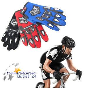 Guanti-Moto-Scooter-Bici-Mountain-Bike-BICICLETTA-MTB-SPORTIVI-BMX-INVERNALI