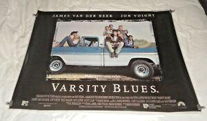 Varsity Blues Original UK Quad Movie Cinema Poster 1999 Paul Walker