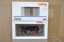 MARKLIN MäRKLIN 3095 AC DB BLACK 2-6-2 CLASS BR 74 TANK LOCO 74701 MIB ne