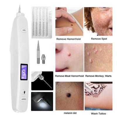 Laser Skin Tag Remover Mole Removal Pen Portable Spot Eraser Pro