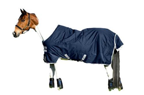 Horseware Ireland Amigo Pony Bravo-12 Medium Turnout Blanket 250g Fill