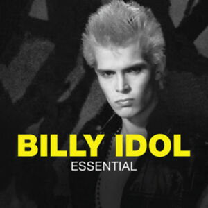 Billy-Idol-Essential-CD-2011-NEW-Incredible-Value-and-Free-Shipping