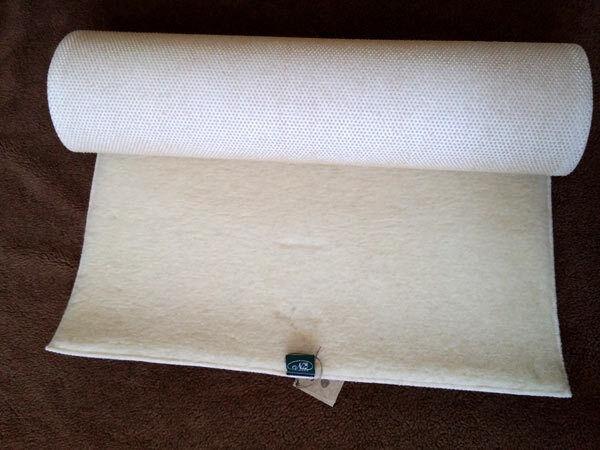 Yogamatte Yogamatte Yogamatte  80 x 200 Schafwolle Schurwolle c3980b