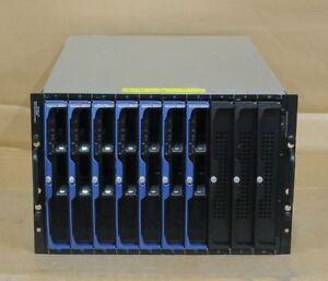 Dell-PowerEdge-1955-blade-chassis-7-x-PE1955-2-x-Quad-Core-1-60GHz-4-GB-di-RAM