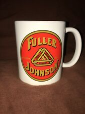 Authentic Fuller And Johnson Coffee Cup Price Includes Shipping