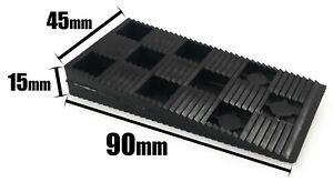 TIMco Plastic Interlocking Wedges 80mm Pack of 200