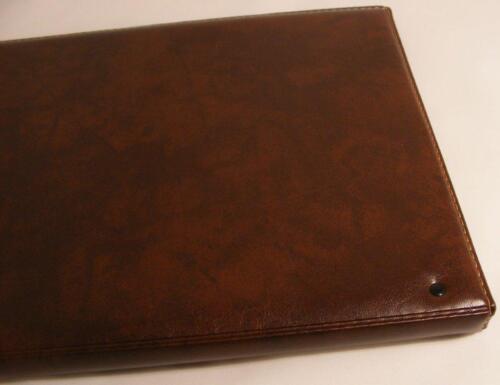 Zeugnismappe*Dokumentenmappe*Ringbuch*schwarz oder braun