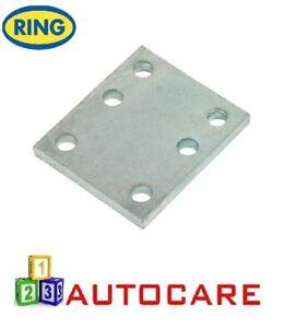 Ring-Towing-Trailer-Caravan-4-034-Zinc-Plated-Steel-Drop-Plate-RCT744