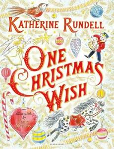 One-Christmas-Wish-Rundell-Katherine-New-Book