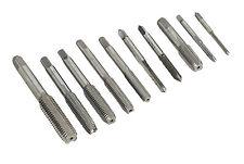 Sealey 10 Piece Hardened Steel/Metal Metric Tap Set 3mm-12mm For Die/Dies AK304M