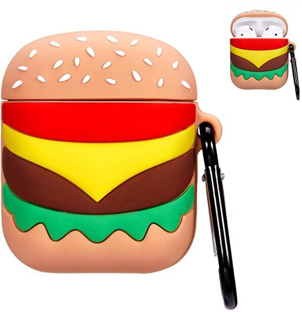 Cheeseburger Apple Air Pods Generation 1 & 2