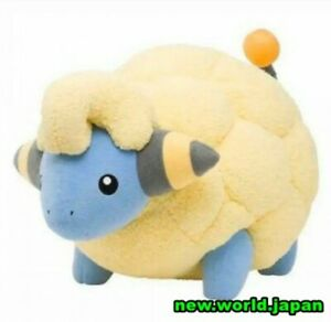 Mareep-Life-size-Plush-Pokemon-Center-Kawaii-Anime-Manga-Japan-Suffed-Toy-New
