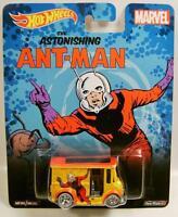 Bread Box The Astonishing Ant-man Marvel Real Riders Hot Wheels Hw Diecast 2015