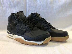 New Nike Air Trainer SC Winter Bo Jackson Black Gum Sole AA1120 001 ... 0d04a514471d