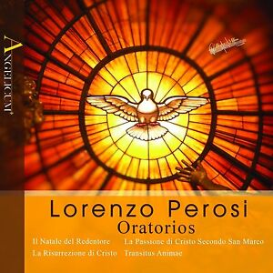 MUSICA VIVA - ANGELICUM - LORENZO PEROSI: ORATORIOS - 4CD NUOVO SIGILLATO    eBay