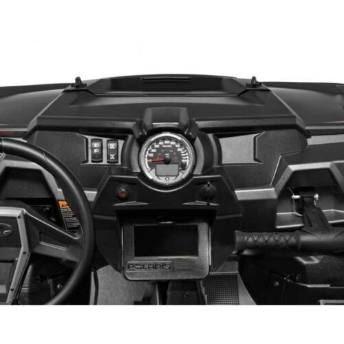 Instrument Cluster Red Dash Plate W  6 Switches For Polaris