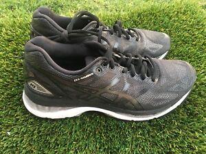 Chaussures de course Asics Asics taille Nimbus 19992 19 gris noir pour femme taille | 0cdd762 - bokep21.site